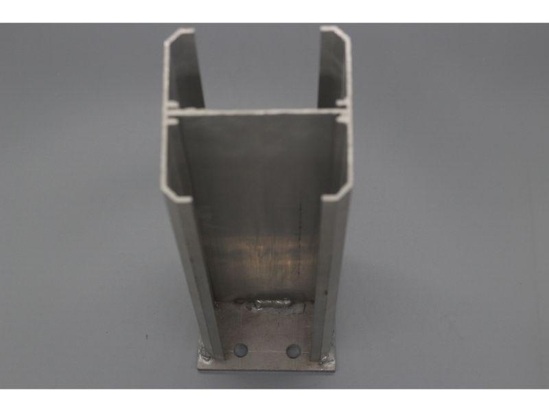 PVC Fencing Aluminium Post Stiffener